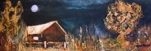 Night Fall 1 by Linda Coffee