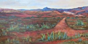 Arizona by Linda Coffee