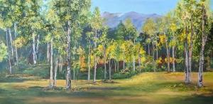 Stillness by Linda Coffee