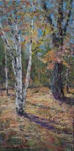 Fall Forest by Lloyd Wilson