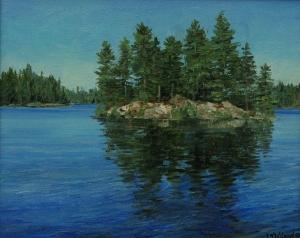 Island by Lloyd Wilson