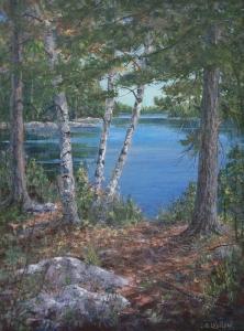 Lakeside by Lloyd Wilson