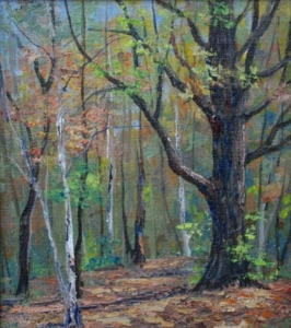 October II by Lloyd Wilson