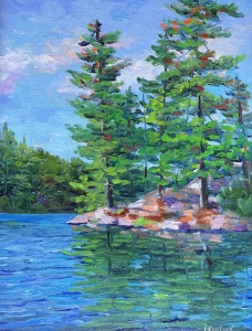 Pine Point by Lloyd Wilson
