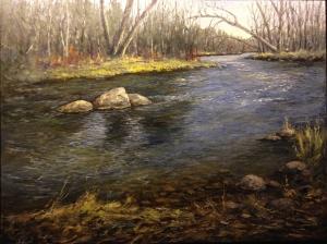 Trout Run by Lloyd Wilson