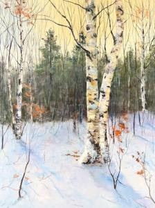 Warm Glow by Lloyd Wilson