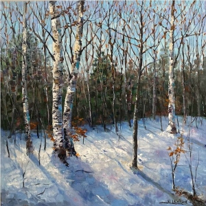 Winterlude by Lloyd Wilson