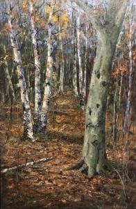 Forest Guardian by Lloyd Wilson