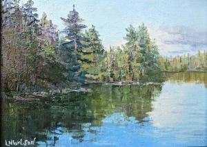 Reflections by Lloyd Wilson