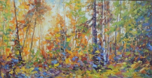 Autumn Bliss by Lucy Manley