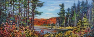 View at Beaver Dam by Lucy Manley