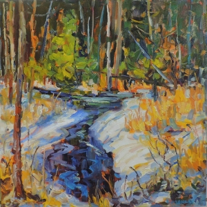 March Thaw by Lucy Manley