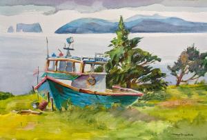 En Vacance by Margo Rivar
