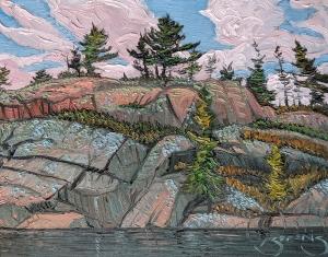 Chikanishing Creek 1 by Mark Berens