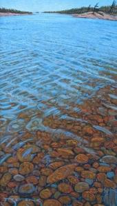 Moose Bay Shallows by Mark Berens