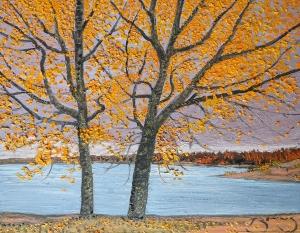 Rockwood Birch by Mark Berens