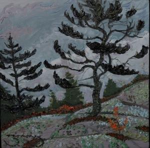 Haggart Bay Pine by Mark Berens