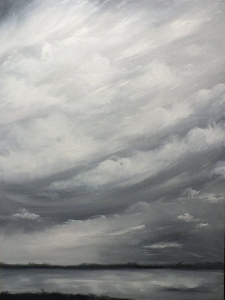 Billowing Breeze by Mary Derrick