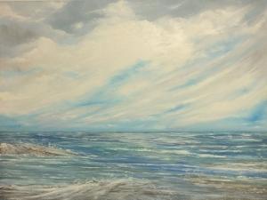 Windblown by Mary Derrick