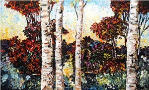 Birch by Maya Eventov