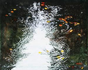 The Beginning of Rain by Michael Zarowsky