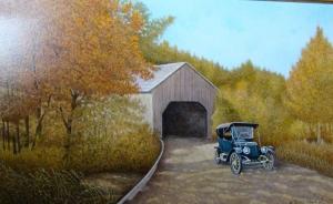 Stanley Steamer by Neil Blackwell
