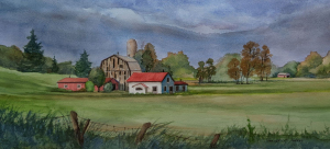 Green Acres by Fred Forsey