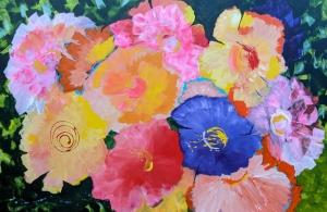 Sweet Will be the Flower (William Casper) by Valerie Kent