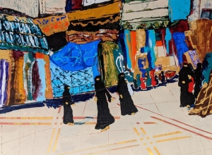 The Fabric Market by Valerie Kent