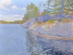 Around The Bend by Joe Sampson