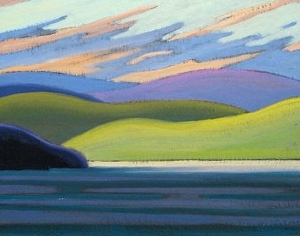 Coastal (Series 2) by Norman R. Brown