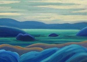 Coastal (Series 3)  by Norman R. Brown