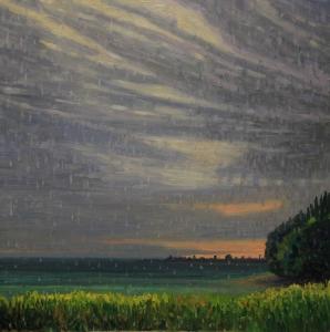 Rain by Norman R. Brown