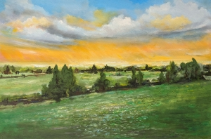 West View from the Farm by Paul Chester