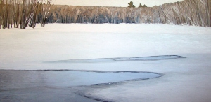 Eels Creek by Peter Rotter