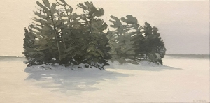 Twin Islands 11 by Peter Rotter