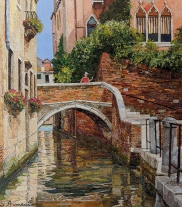 The Tourist by Silvia Armeni