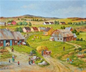Country Life by Silvia Armeni