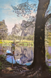 Abandoned in Yosemite by Susan L. Brown